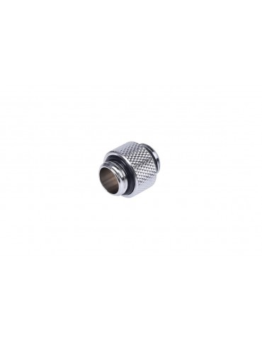 Alphacool HF Extender 2 x G1/4 M/M 10mm - Chrome