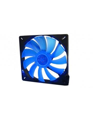 GELID Solutions Gamer Fan-1200 RPM 26 dBA WING 14 UV BLUE ( 140x140x25mm)