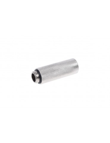 Extension G1/4 G1/4 50mm - Silver Nickel