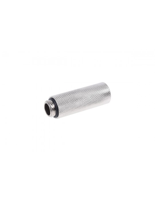 Extension G1/4 G1/4 50mm - Silver Nickel Phobya - 1