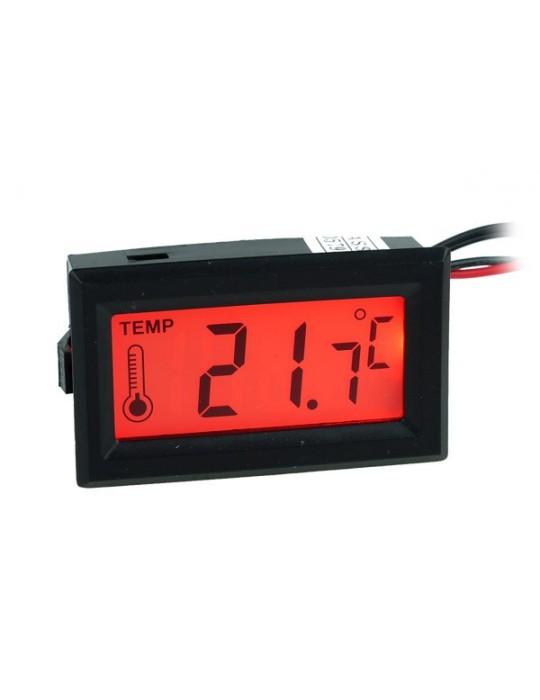 Termometro Display RED Scythe - 1
