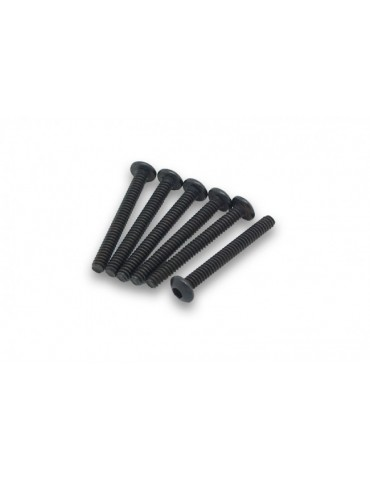 EK SET DI VITI UNC 6-32 30mm (20 pcs)