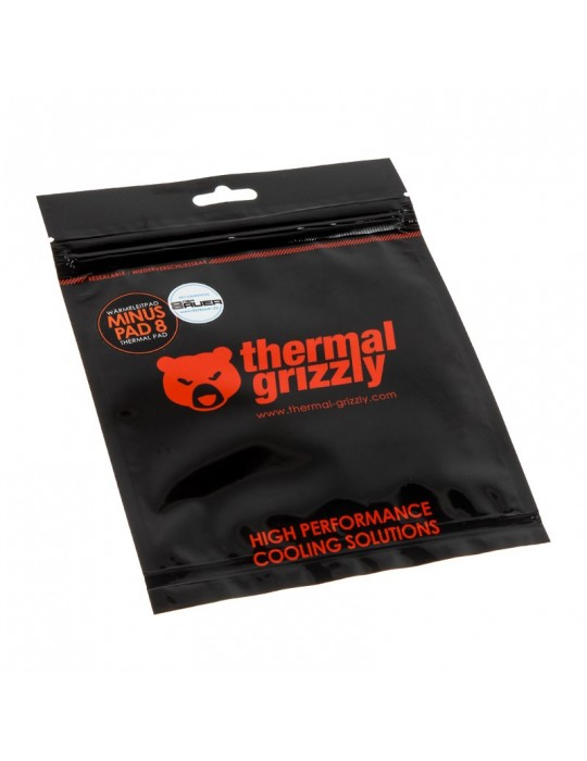 Thermal Grizzly Minus Pad 8 - 120 x 20 x 0,5 mm - 2 pezzi - 8 W/mK Thermal Grizzly - 3