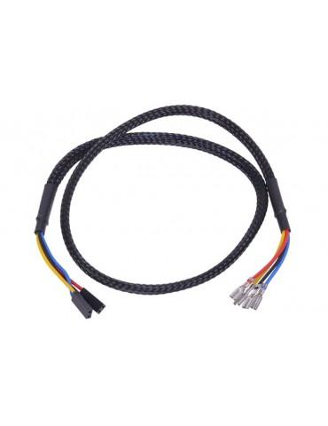 Phobya cavo di connessione per Push Button - 60cm - Black