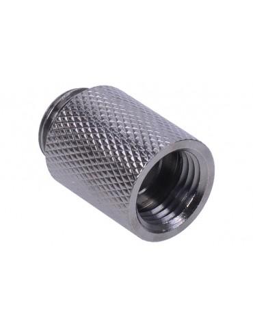 Extension G1/4 G1/4 20mm - black nickel