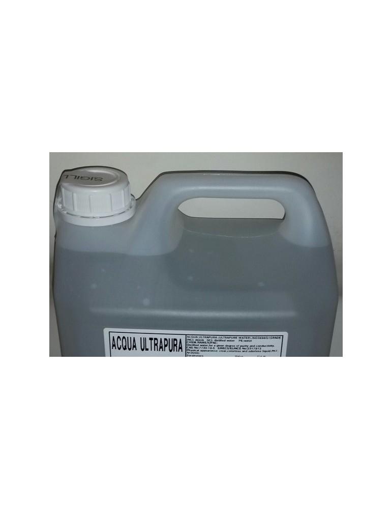 Acqua Bidistillata Ultrapura Ybris Cooling 5 LT