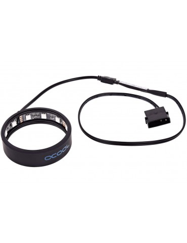 Alphacool Aurora LED Ring 60mm - RGB - inc. controller RGB