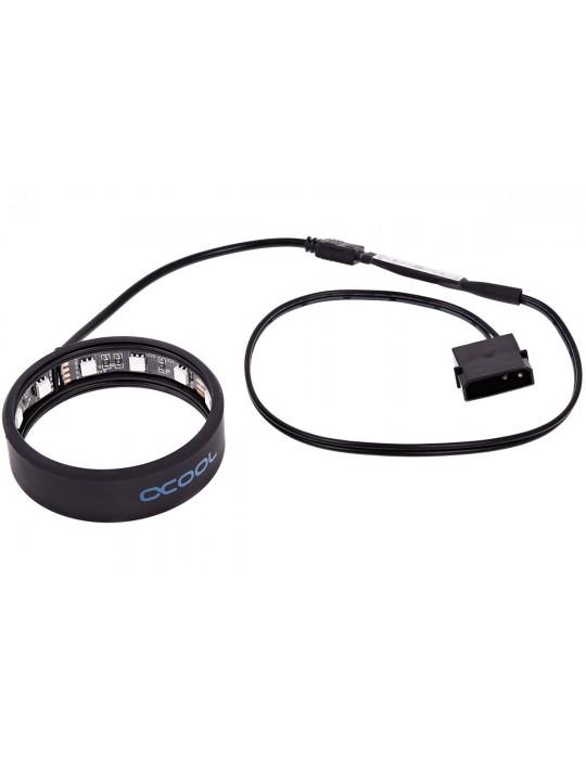 Alphacool Aurora LED Ring 60mm - RGB - inc. controller RGB Alphacool - 1