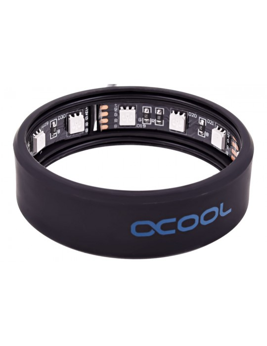 Alphacool Aurora LED Ring 60mm - RGB - inc. controller RGB Alphacool - 2