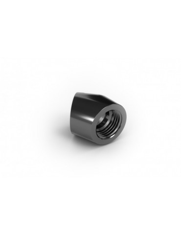 EK-AF Angled 45° 2F G1/4 - Black Nickel