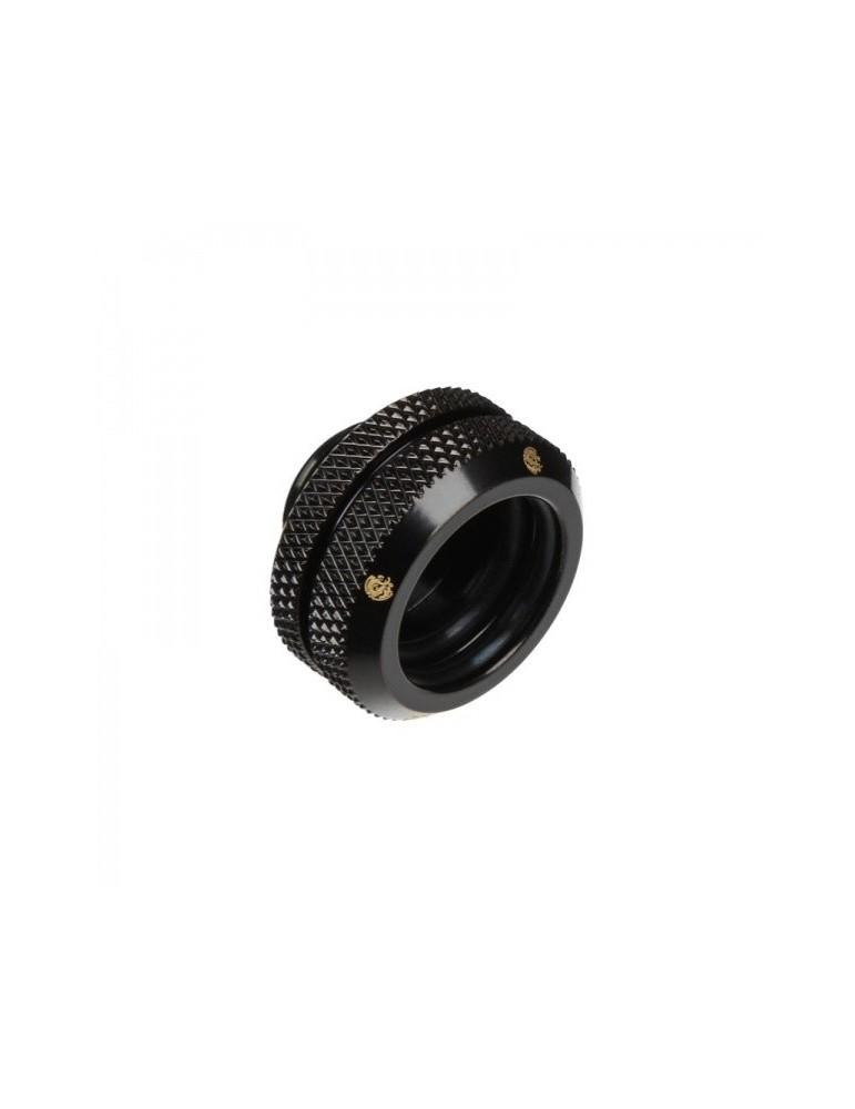 Bitspower raccordo a compressione per tubo rigido 12/16mm - matt black