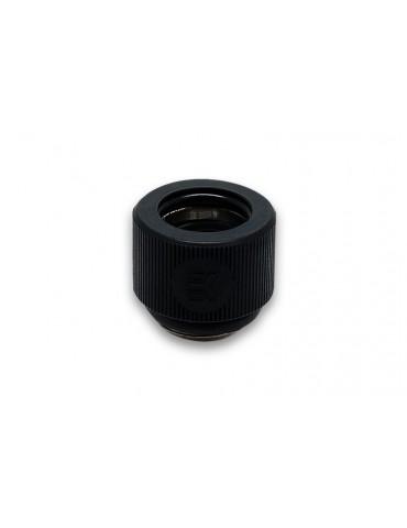 EK-HDC Raccordo per tubo rigido 12mm G1/4 - Black