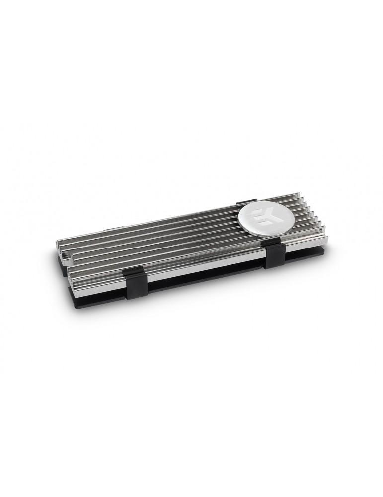 EK-M.2 NVMe dissipatore per SSD M.2 - Nickel
