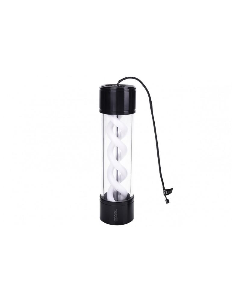 Alphacool Eisbecher Helix 250mm reservoir - Black/White