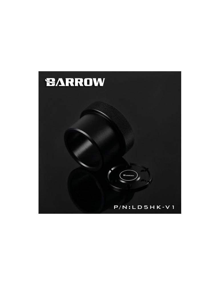 Barrow LD5HK-V1 Cover in alluminio per pompe D5/MCP655
