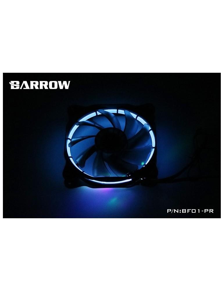 Barrow Ventola 120mm PWM RGB HALO 1800RPM - BF01-PR