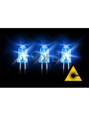 LED 3mm ultra bright BLUE