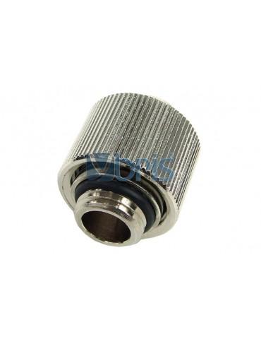 Raccordo Compressione 1/4G tubo 11/16mm Compact Silver