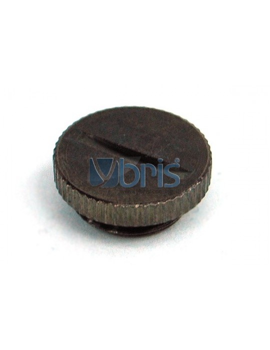 Phobya Stop Fitting - G1/4 - Black Nickel Phobya - 1