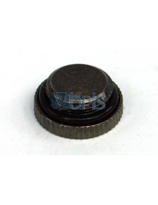 Phobya Stop Fitting - G1/4 - Black Nickel Phobya - 2