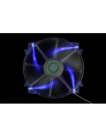 Cooler Master MegaFlow 200 Blue LED Silent Fan (200x200x30mm)