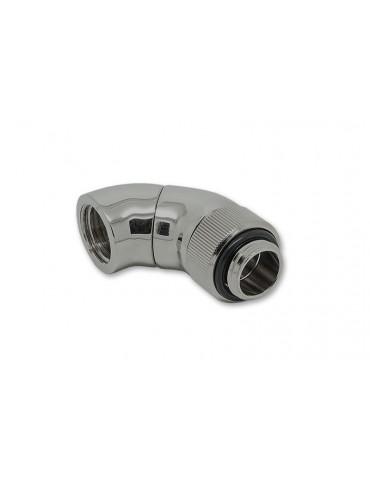 EK-AF adattatore ruotabile 2x45° G1/4 Black Nickel