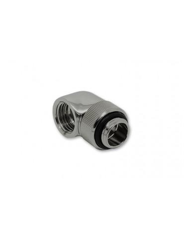 EK-AF adattatore ruotabile 90° G1/4 Black Nickel