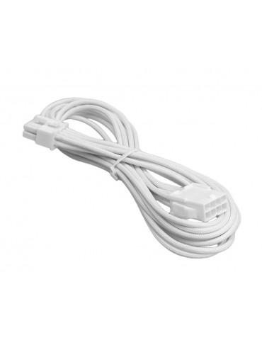 BitFenix Adattatore 8-pin EPS12V 45cm - White/White