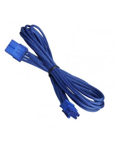 BitFenix Adattatore 8-pin PCI-E 45cm - Blu/Blu