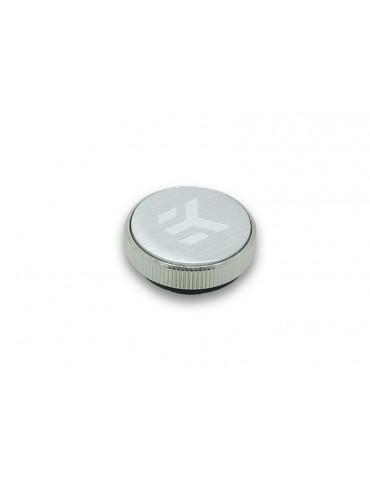 EK-CSQ Tappo G1/4 (con EK-Badge) - Nickel