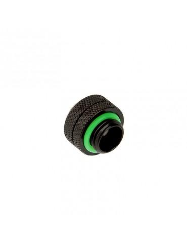 Bitspower raccordo a compressione per tubo rigido 10/12mm - matt black