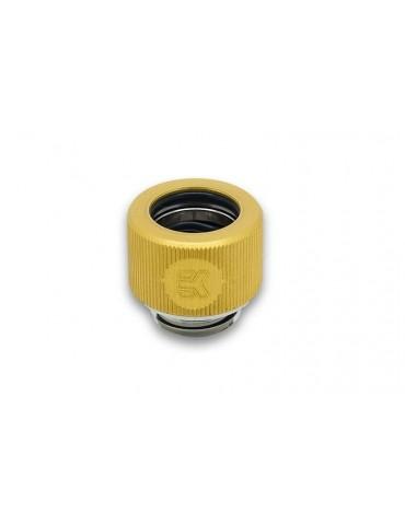 EK-HDC Raccordo per tubo rigido 12mm G1/4 - Gold