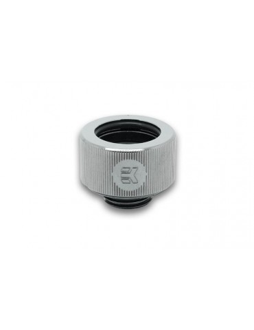 EK-HDC Raccordo per tubo rigido 16mm G1/4 Black Nickel