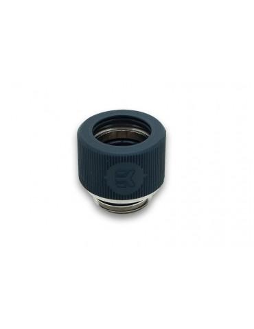 EK-HDC Raccordo per tubo rigido 12mm G1/4 - Elox Black