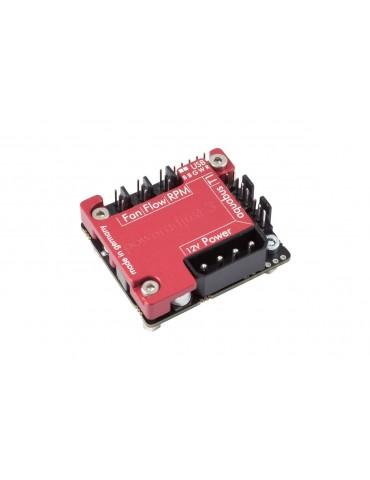 Aquacomputer DISSIPATORE passivo per poweradjust 3 rosso