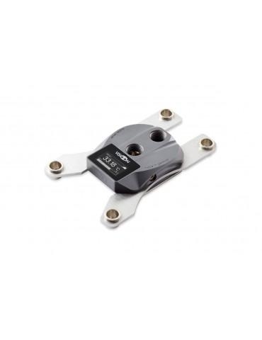 Aquacomputer kryos NEXT VARIO con VISION , PVD/Nickel - Socket TR4