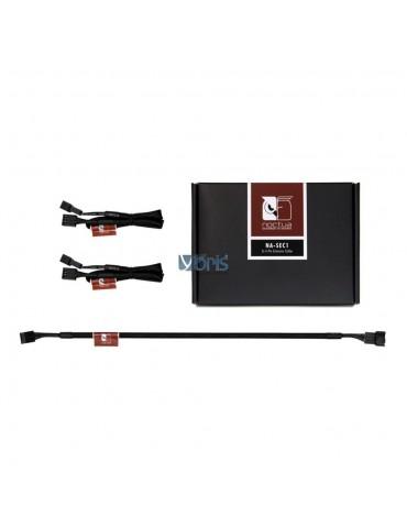 Noctua NA-SEC1 Kit Composto da 3 Prolunghe PWM 4 pin da 30cm l'una per Ventola