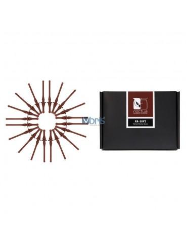 Noctua NA-SAV2 Kit Composto da 20 Viti in Gomma per Ventole