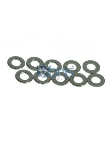 Kit rondelle M4 Alluminio Black