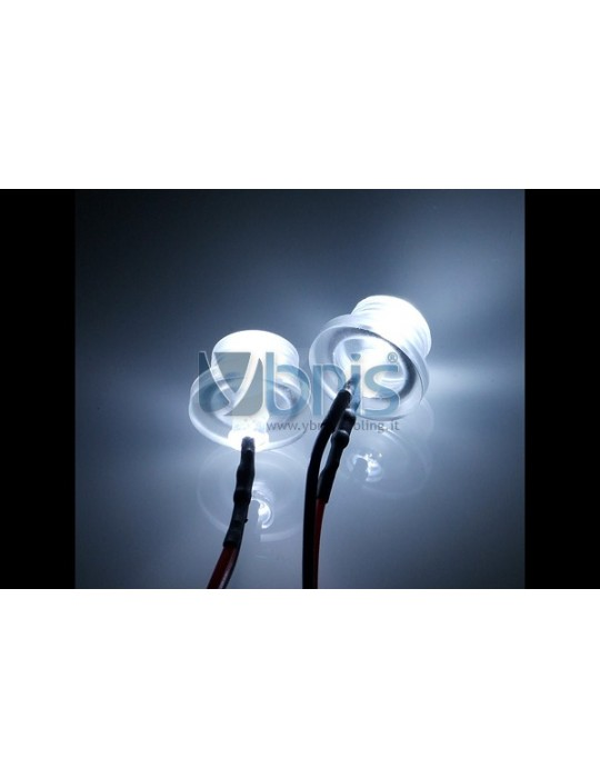 LED ready Twin 3mm ultra-bright white Ybris-Cooling - 2