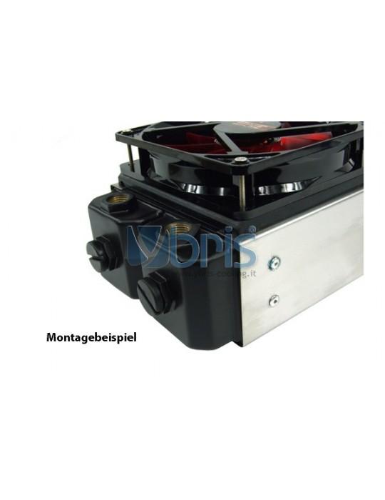 Phobya Shroud & Edecoupling 140mm (7mm thickness) Phobya - 2