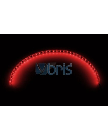 LED FlexLight SMD LEDs - 30x 2mm SMD LEDs RED - 60cm