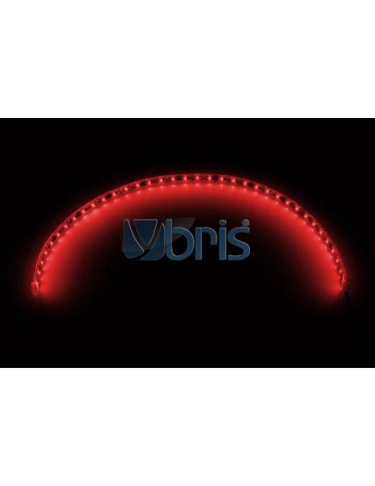 LED FlexLight SMD LEDs - 30x 2mm SMD LEDs RED - 60cm Phobya - 1
