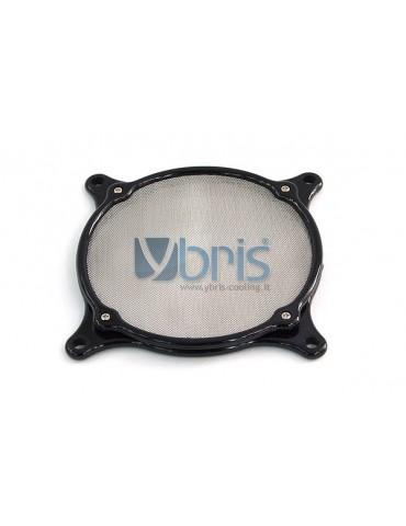 Filtro aria a rete 140x140 frame black