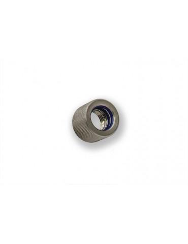 EK-HD Raccordo per tubo rigido 10/12mm - 1/4G Femmina - Black Nickel