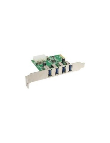 InLine Schede PCI-Express Mini 2.0 con 2 porte USB 3.0 Host Controller Super-Speed 5 GBits per Embedded-PC e Micro-PC. Renesas C