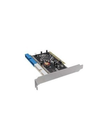 InLine Scheda Controller HDD IDE U-DMA 133 RAID, 2 canali, 32-bit PCI Bus, Raid
