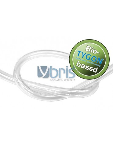 "Tygon E3603 tubing 19,1/12,7mm (1/2""ID) - clear"