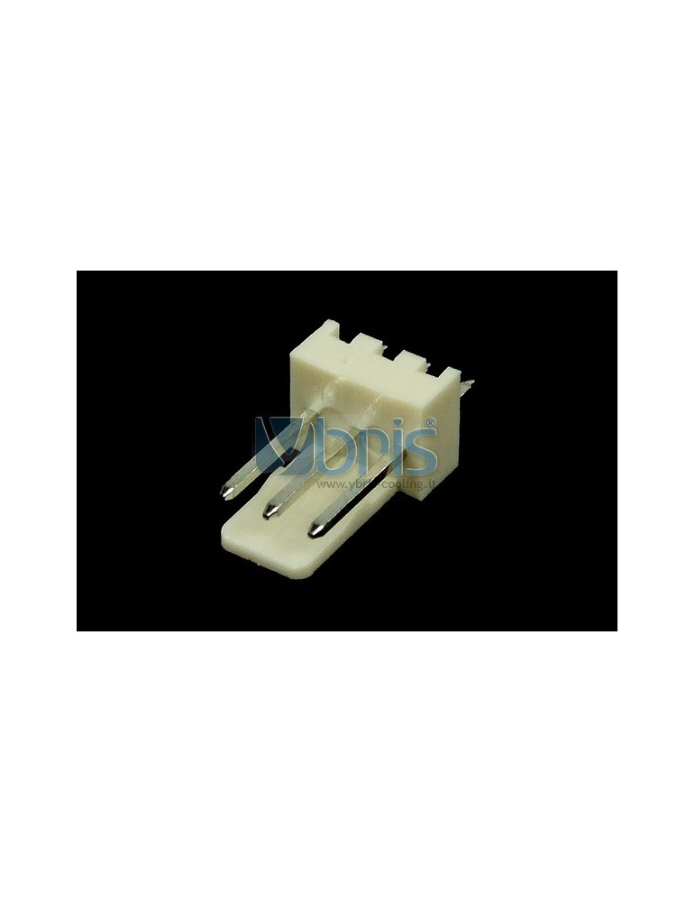 mod/smart Fan Power Connector 3pin plug - white