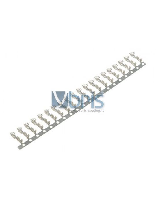 Phobya pin per connettore femmina Fan Power  20 pcs Phobya - 1